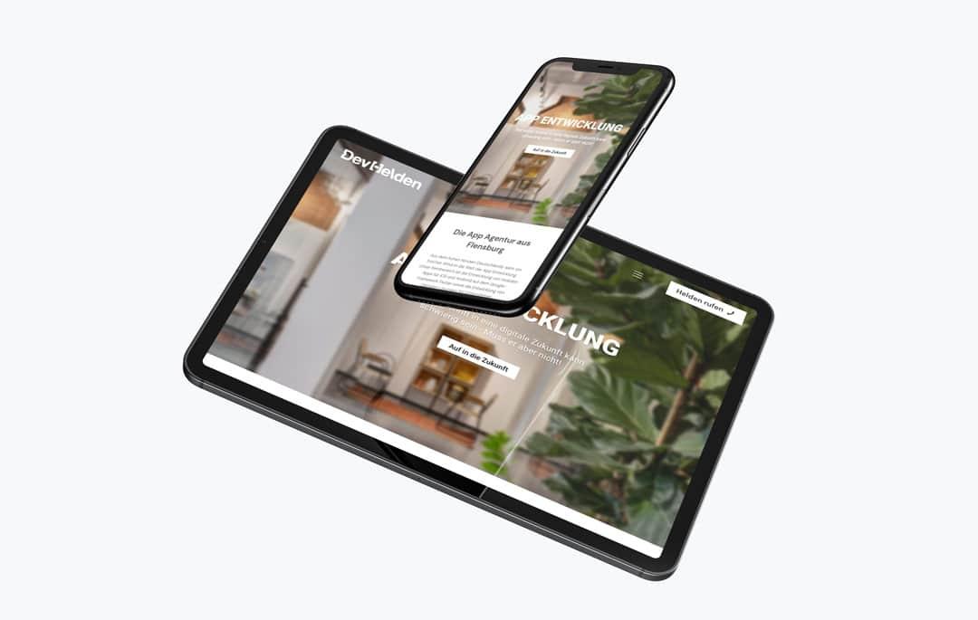 Crossplattform-App-Erstellung